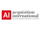 Most Outstanding CRO Acquisition International Magazine