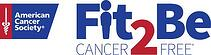 Fit2BeCancerFree logo